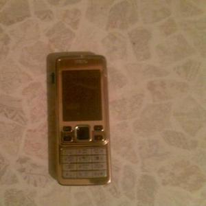 Продаю мобильный телефон nokia 6300 в золотом корпусе