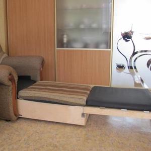 Продам комплект б/у кресло и кресло-кровать