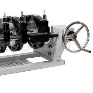 ROBU W 160 (механический четырехзажимной аппарат для стыковой сварки ПНД,  ПЭ труб)