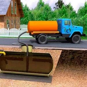 Прочистка канализации. Услуги Ассенизатора.