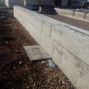 Строительство,  бетонные работы