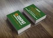 Печать визиток двухсторонних по выгодным ценам
